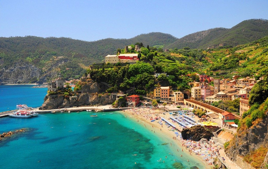 best time for a wedding in italy, cinque terre