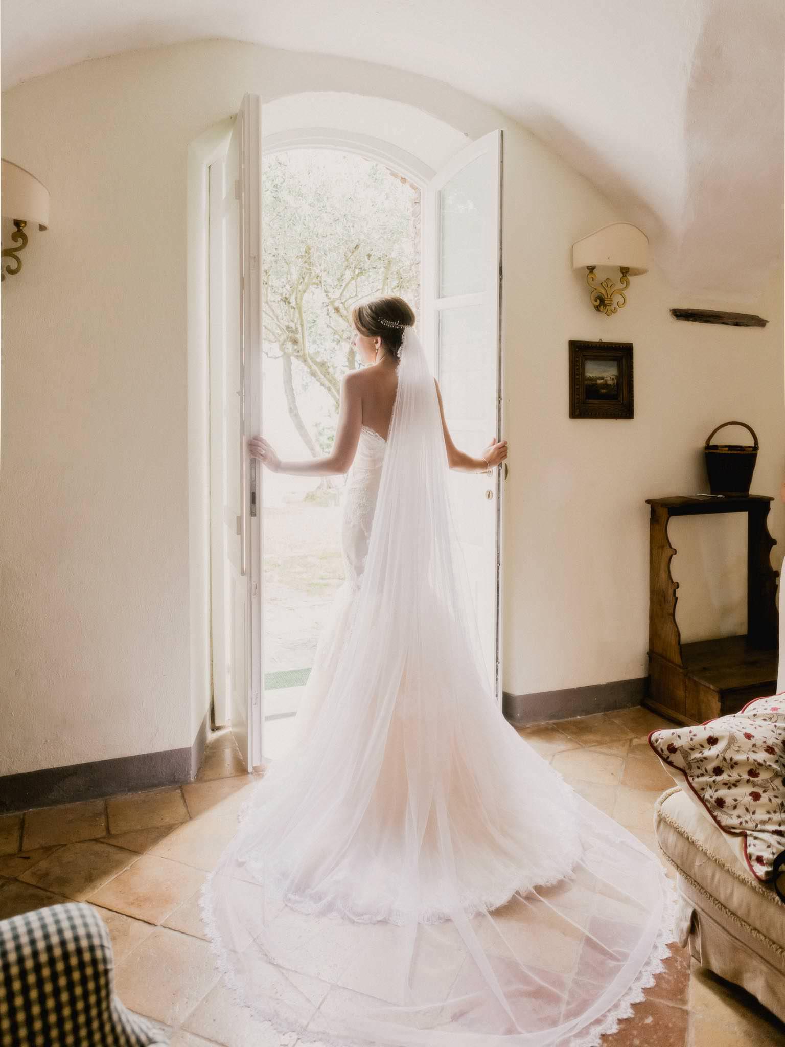 Rustic Chic Destination Wedding in Italy