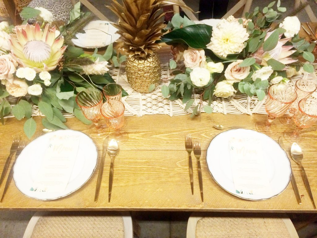 Italian Wedding Styling