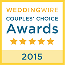 Cinque Terre Wedding WeddingWire Couples Choice Award Winner 2015