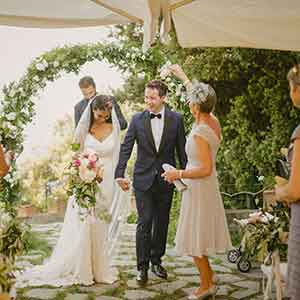 Italy top wedding destination for UK couples