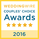 Cinque Terre Wedding WeddingWire Couples Choice Award Winner 2016