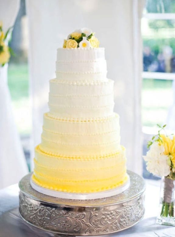 Primrose Yellow Wedding