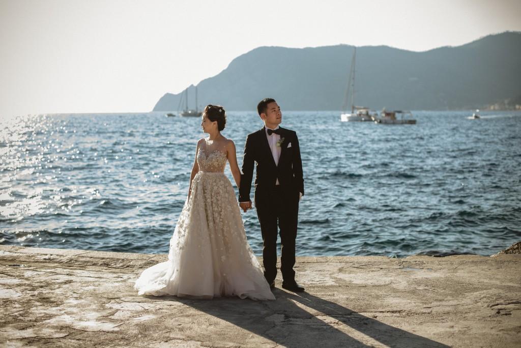Church Wedding Cinque Terre