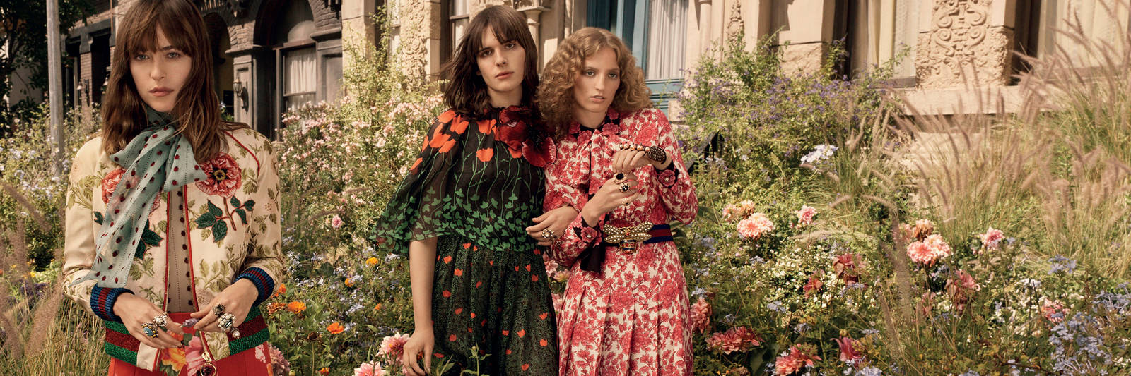 2018 Wedding Flowers 11 Ideas Found In Gucci Bloom Campaign