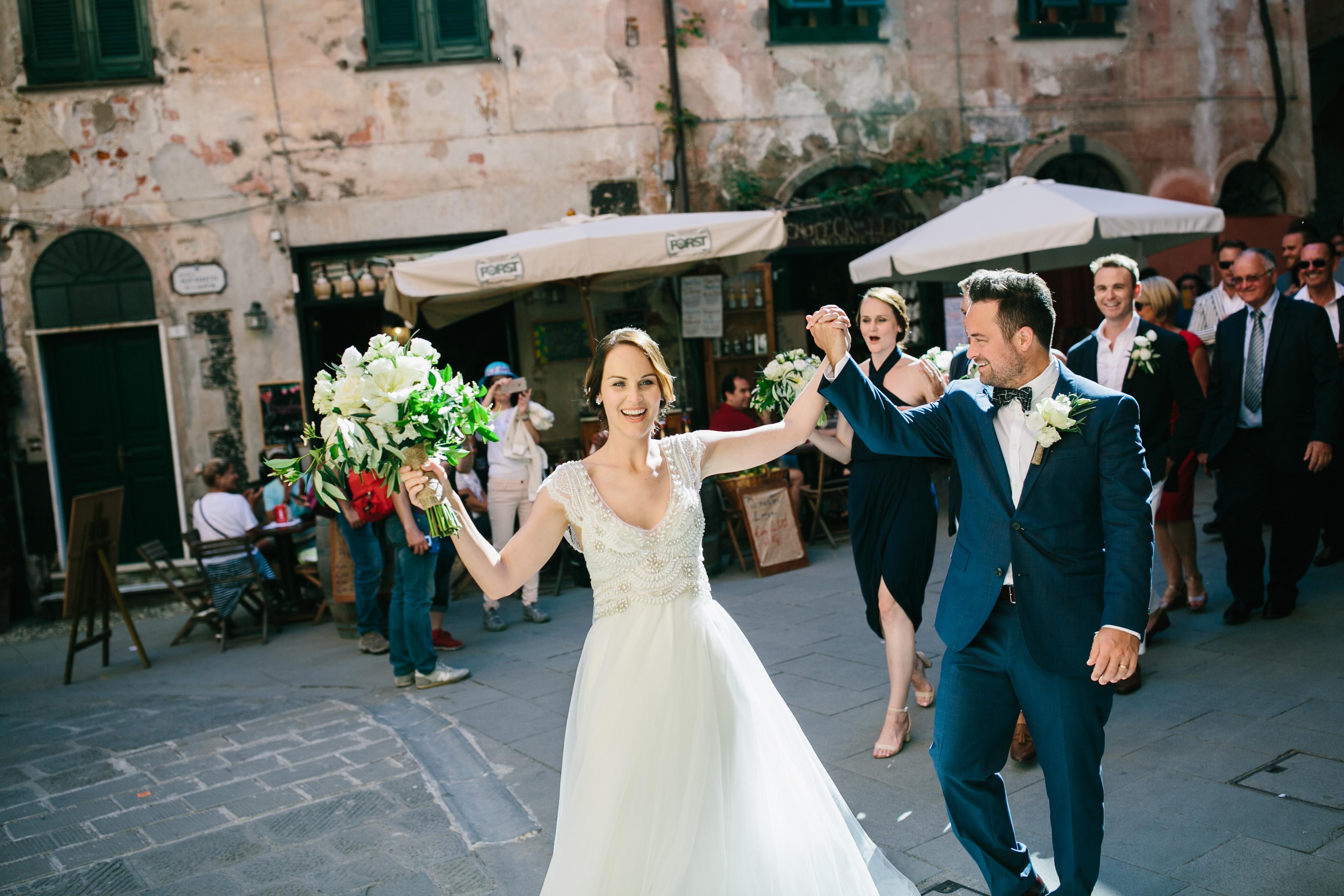 cinque terre wedding destination wedding in italy