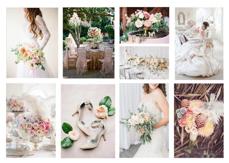Rococo Wedding Ideas