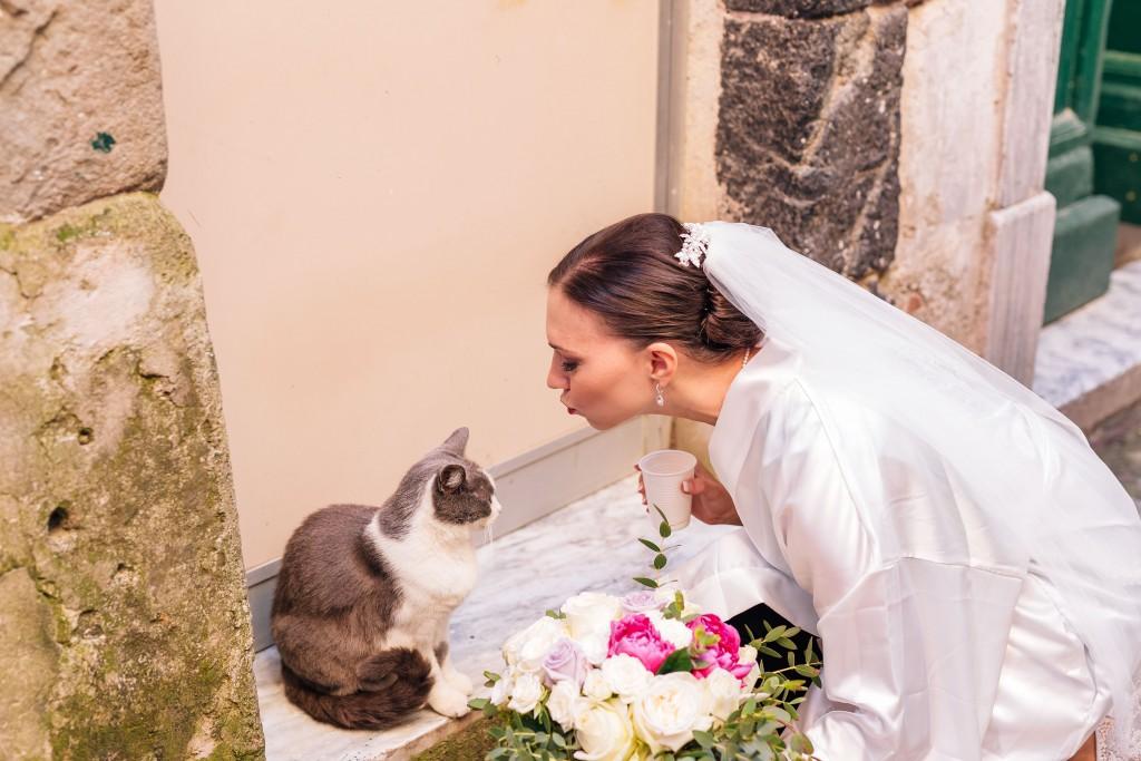 real wedding abroad