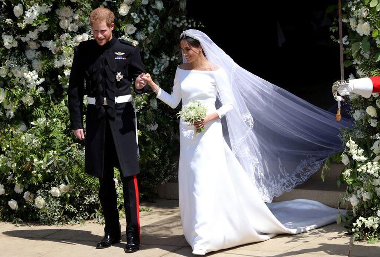 destination wedding ideas Harry and Meghan