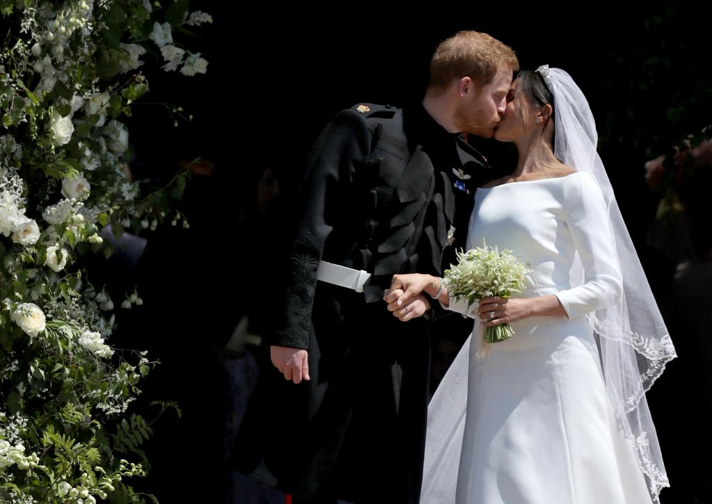 destination wedding ideas Harry and Meghan
