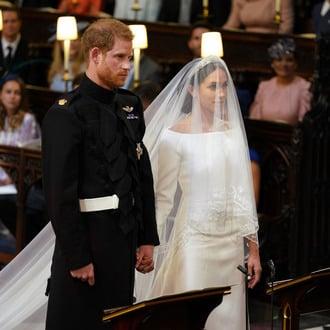 Meghan wedding veil