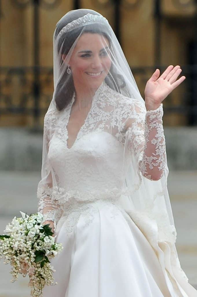 Kate Wedding Veil