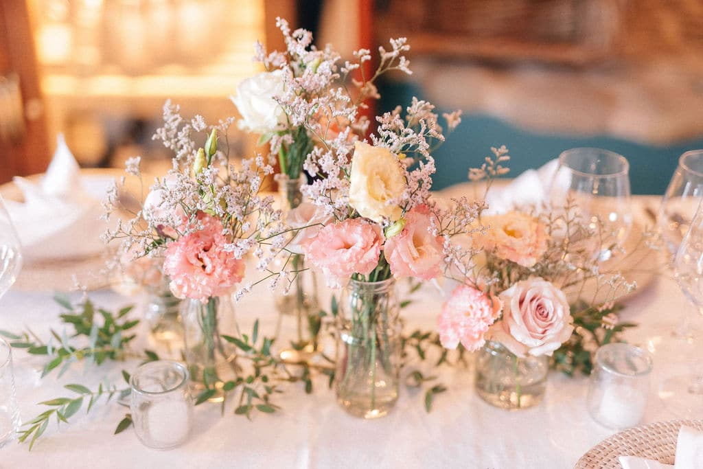 romantic elegant destination wedding