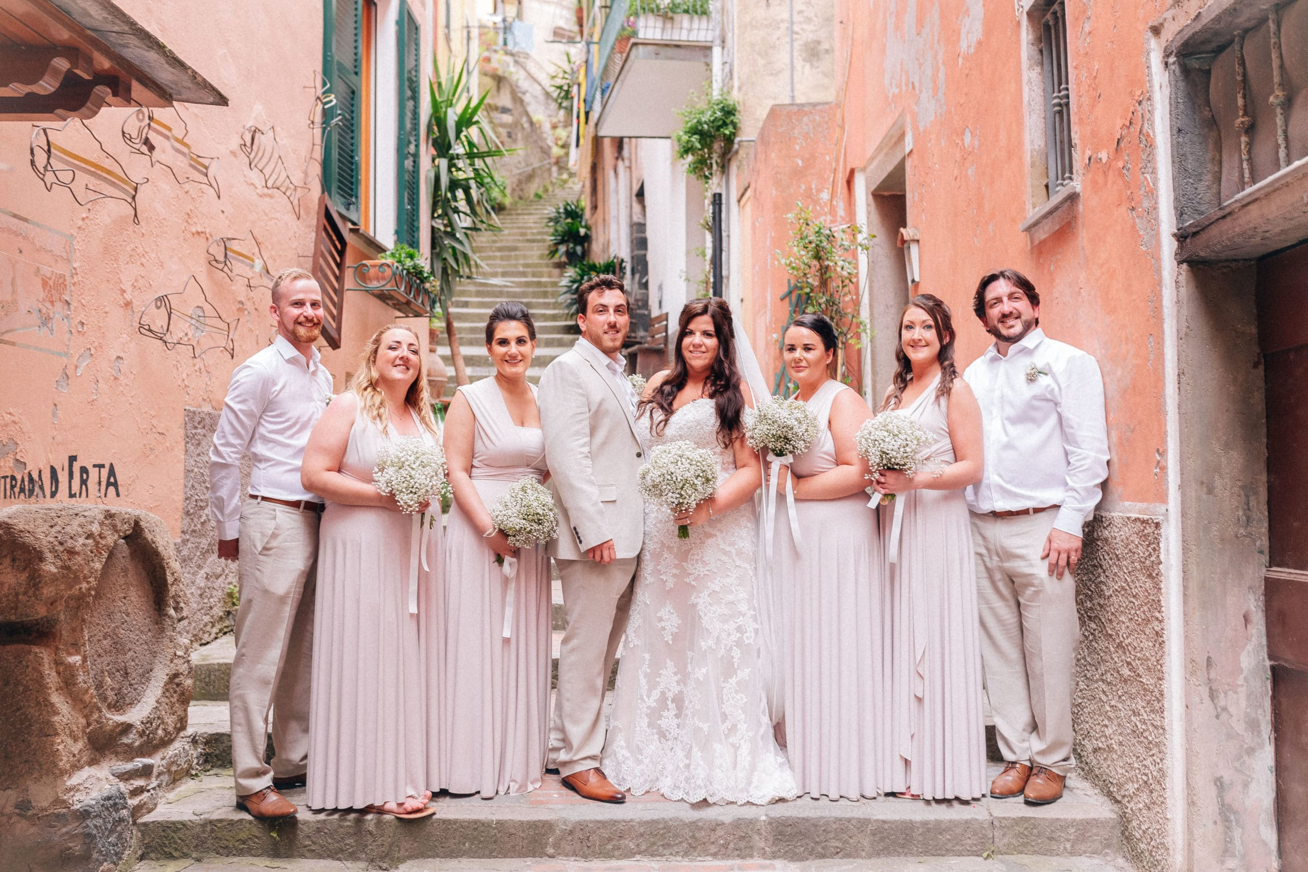 ROMANTIC ITALIAN GARDEN WEDDING