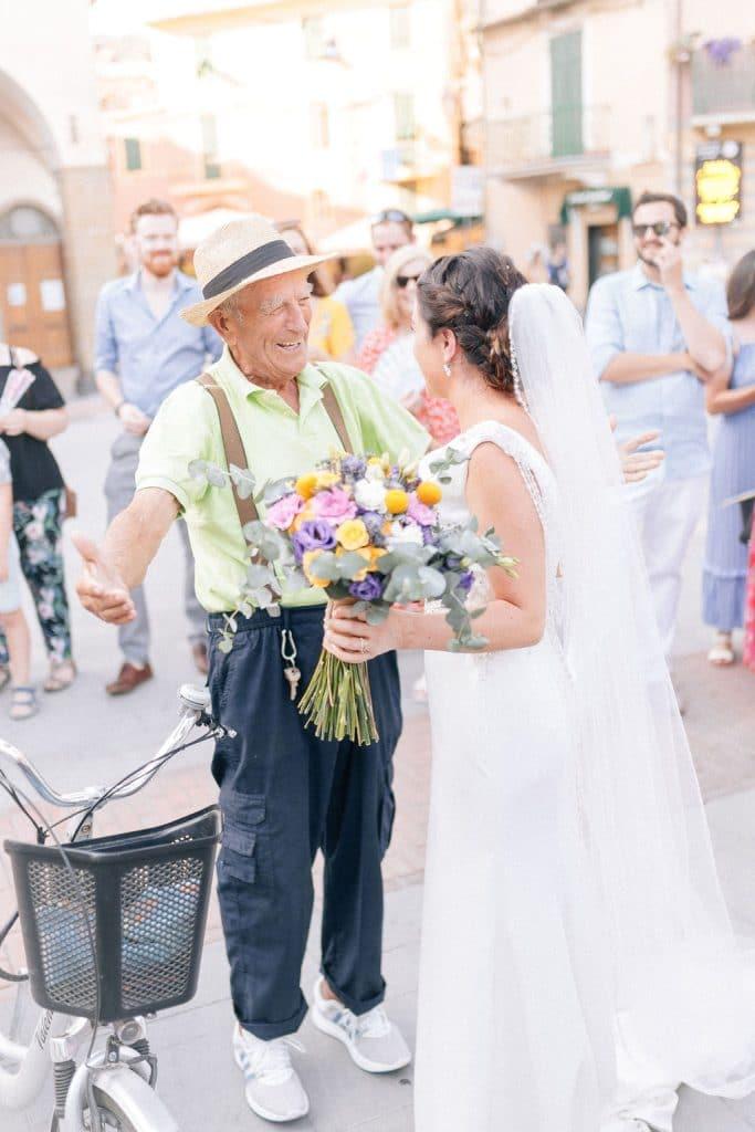 Monterosso Wedding